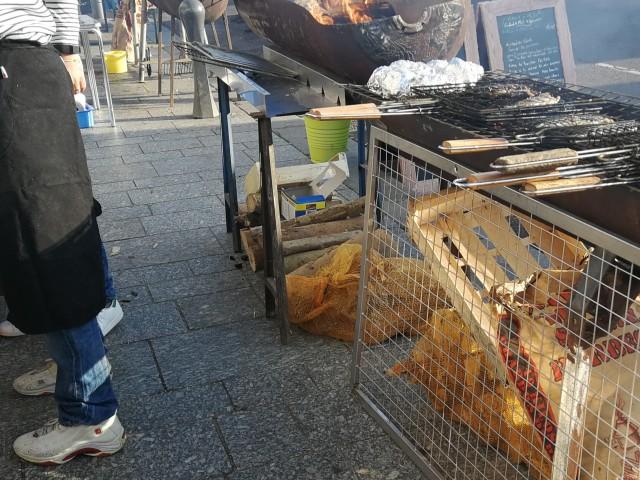 Quai 11 Foire aux Harengs & à la coquille Saint-Jacques 2018